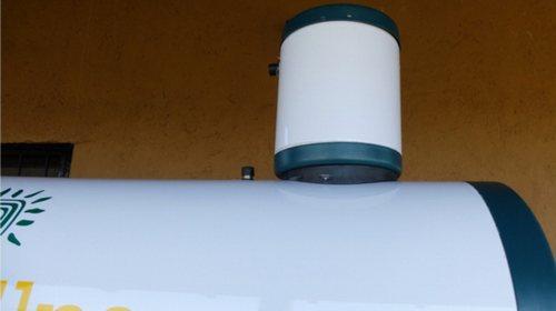 Tanque de 5 LT regulador de presión