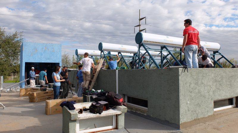 Belgrano y el uso de la energía solar
