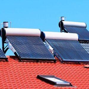 Termotanques solares no presurizables